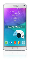 Samsung GALAXY Note4 (16GB)