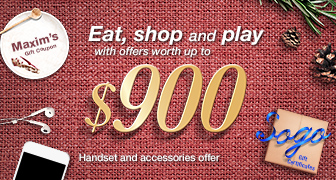 Eat, shop and play  with offers worth up to $900