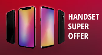 Handset super offer