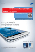 Make the most of the Samsung GALAXY S III on SmarTone