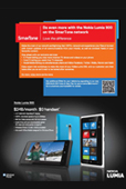 Do even more with the Nokia Lumia 900 on the SmarTone network