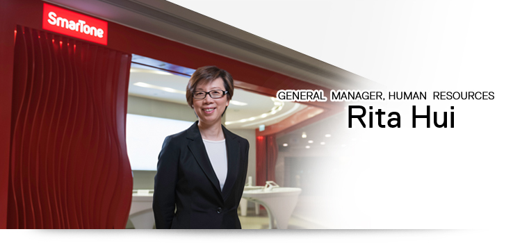 General Manager, Human Resources - rita Hui