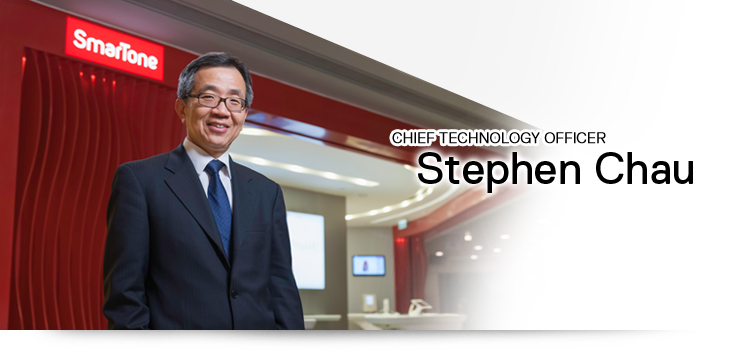 Chief Technology Officer - Stephan Chau