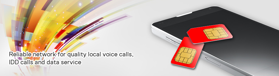 Broadband & Voice Stored-Value SIM