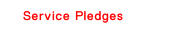 Service Pledges