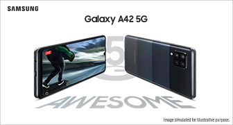 Samsung Galaxy A42 5G Subscription or Handset Offers