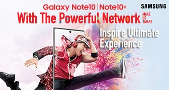 Samsung Galaxy Note10|10+ subscription or standalone handset offer