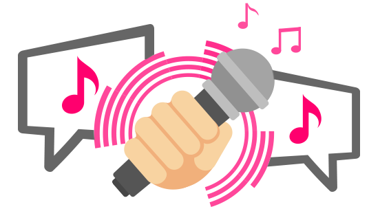 Brand-new singing competition platform for you to show off talent